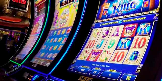 Игровые автоматы на сайте Вулкан 777