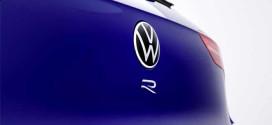 Volkswagen дразнит новым Golf R VIII на первом тизере
