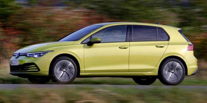 Вышел новый Volkswagen Golf VIII TGI с заводским ГБО