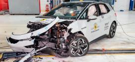 Volkswagen ID.3 браво выстоял краш-тесты Euro NCAP на 5 звёзд