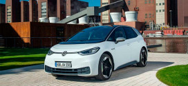 Продажи VW ID.3 в Европе за 6 недель достигли 14 000 машин