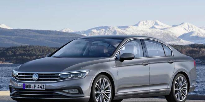 Volkswagen выпустит новые модификации Passat