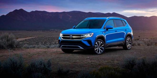 Компактный кроссовер Volkswagen Taos раскрыт официально