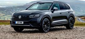 Вышла спецверсия Volkswagen Touareg Wolfsburg Edition