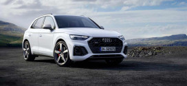 Топовый кроссовер Audi SQ5 TDI обновился официально