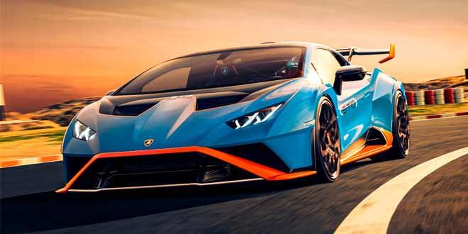 Новый Lamborghini Huracan STO заменил старый Performante