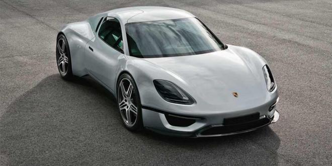 Porsche 904 Living Legend: секретный концепт 2013 года
