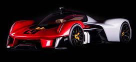 Porsche Vision 920 Concept как замена культовому 919 Hybrid