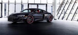 Суперкару Audi R8 на 2021 год добавили спецверсию пантеры