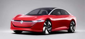 Большой седан Volkswagen ID.6 выпустят в 2023 году
