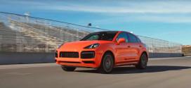 Porsche Cayenne Coupe — самый быстрый SUV трассы Лагуна Сека