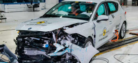 Новый SEAT Leon / Leon eHybrid набрал 5 звёзд в тестах Euro NCAP