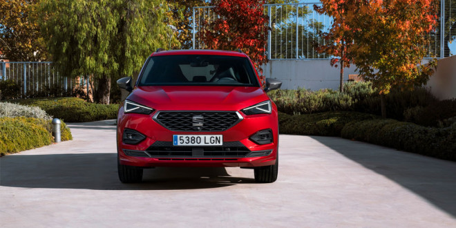 Производство SEAT Tarraco e-Hybrid начали через год после показа
