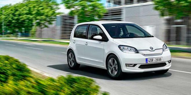 Skoda планирует электрическую замену Citigo на базе VW ID.1