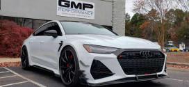 Новая Audi RS7 Sportback в тюнинге от GMP Performance