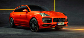TechArt подготовил новый тюнинг Porsche Cayenne