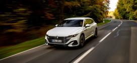 Купе и универсал Volkswagen Arteon eHybrid поступили в продажу