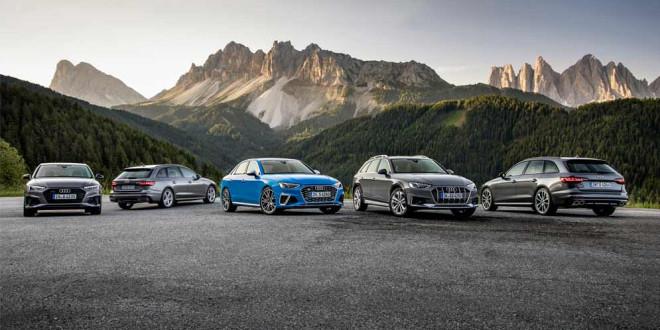 Все новые Audi с 2021 года соответствуют стандарту Euro 6