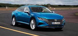 Новый плагин-гибрид VW Arteon уже в европейской продаже, цены