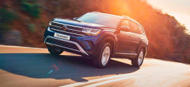 Большой Volkswagen Teramont обновился на 2021 год