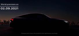 Audi e-tron GT 2022 года показали на тизере, дата премьеры