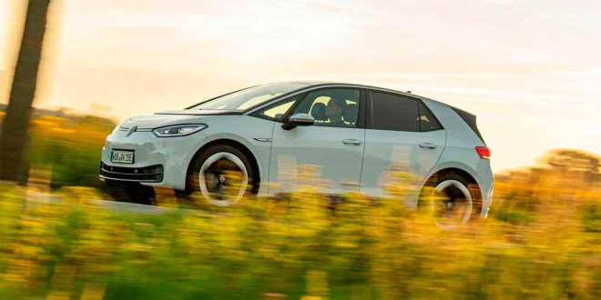 Дешёвый Volkswagen ID.3 выходит с урезанными характеристиками