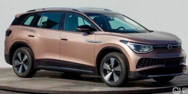 Дизайн Volkswagen ID.6 раскрыт министерством в Китае