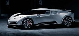 Bugatti собирает первый прототип Centodieci