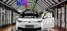 Серийное производство Volkswagen ID.3 началось в Дрездене