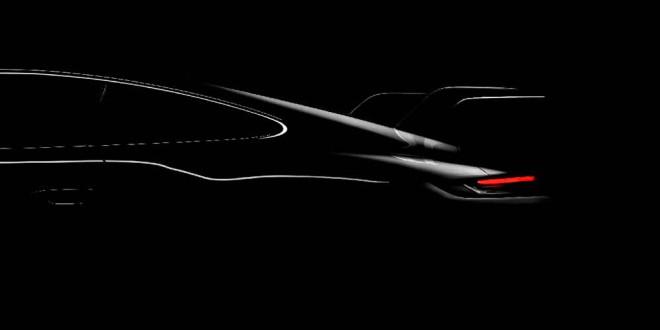 Новая Porsche 911 GT готовится к показу 16 февраля. Тизер