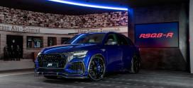Audi RSQ8-R. Зловещий тюнинг от ABT Sportsline