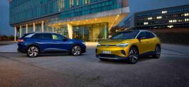 Стартуют мировые продажи Volkswagen ID.4. Поставки с марта