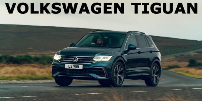 Volkswagen Tiguan добавили мощный двигатель от Golf GTI