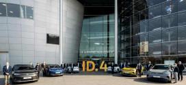 Первые Volkswagen ID.4 доставили покупателям в Германии