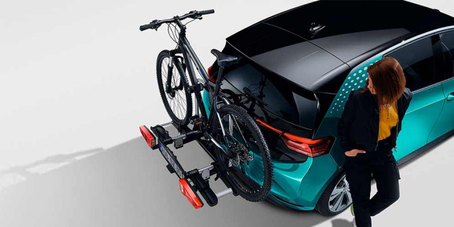 Volkswagen добавил фирменных аксессуаров новому ID.3