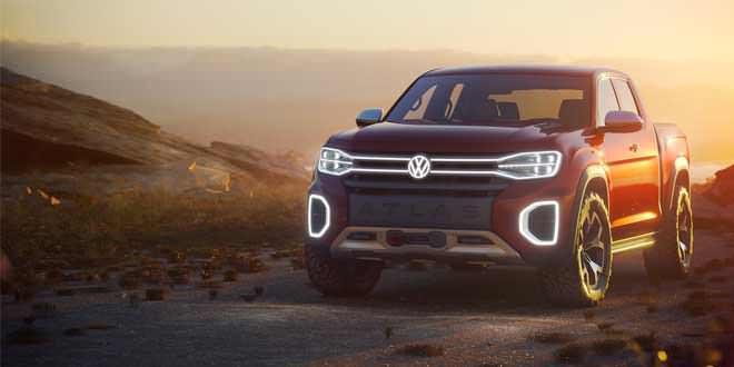 VW может выпустить электро-пикап для рынка Америки