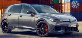 VW Golf GTI отмечает 45-летие спецверсией Clubsport 45