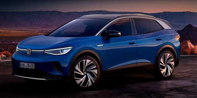 VW ID.4 вошёл в шорт-лист премии Всемирный автомобиль 2021 года
