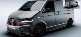 Volkswagen Transporter T6.1 добавили пакет SportLine