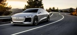 Audi A6 e-tron Concept показана в Шанхае. Превью следующей A6
