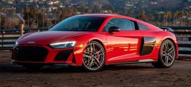 Заднеприводной Audi R8 RWD добавили мощности на 2022 год