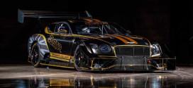 Bentley Continental GT3 для гонки Пайкс-Пик показали официально