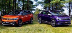 Новый Volkswagen ID.6 вышел официально. Эксклюзив для Китая