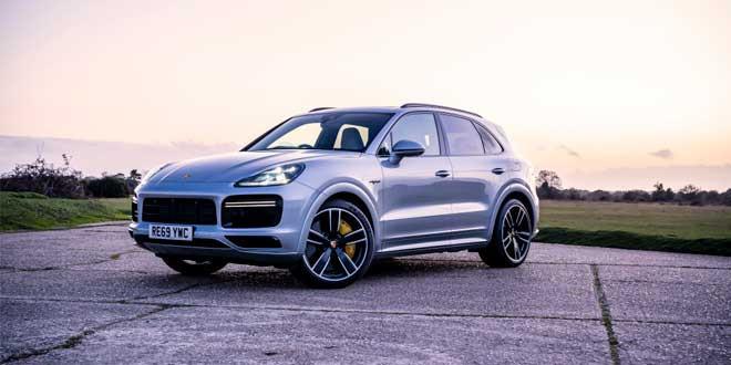 Инсайдеры: Porsche сделает электро-кроссовер из Cayenne