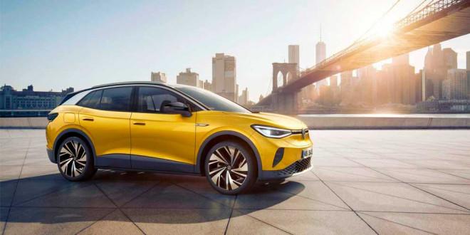 Продажи VW ID.4 в США за первый месяц достигли 474 единицы