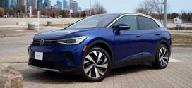 Volkswagen ID.4 признан как всемирный автомобиль 2021 года