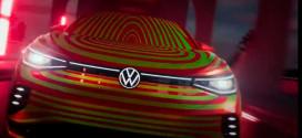 Volkswagen сделал превью купе-кроссовера ID.5