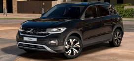 Volkswagen T-Cross вышел в спецверсии Black Edition