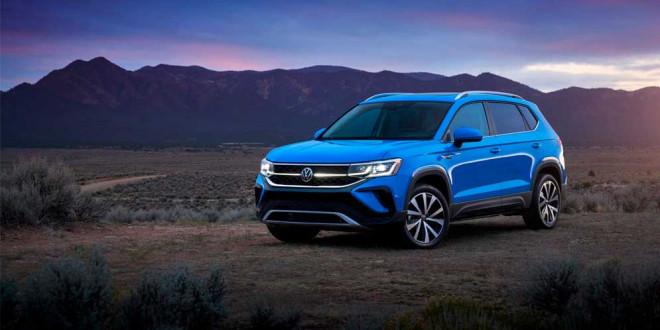 Мексиканский Volkswagen Taos поступил в американскую продажу