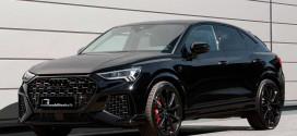 Audi RS Q3 Sportback добавили тюнинга в B&B AutomobilTechnik